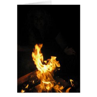 Tarjeta Encienda mi fuego