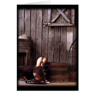 Tarjeta Engranaje del montar a caballo