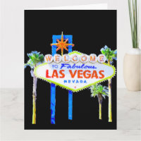 Enhorabuena de Las Vegas