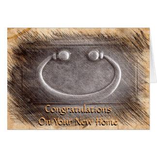 Tarjeta Enhorabuena en su nuevo hogar 2
