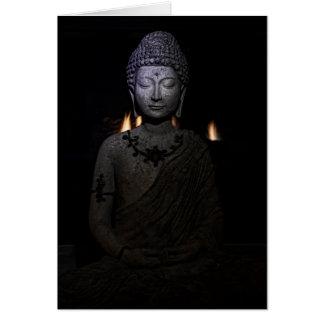 Tarjeta Envíe la luz del Buda