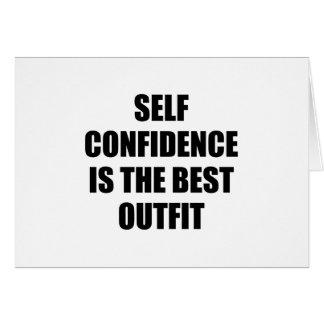 Tarjeta Equipo de la confianza