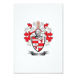 Tarjeta Escudo de armas del escudo de la familia de