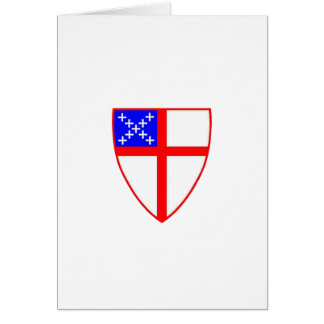 Tarjeta Escudo episcopal