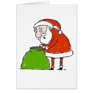 Tarjeta ¡Ése no era Rudolph divertido!