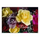 Tarjeta Español: Rosas Dia de la Madre del día de madre