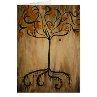 Tarjeta Establecimiento de raíces