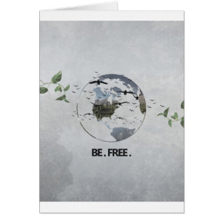 Tarjeta Esté libre