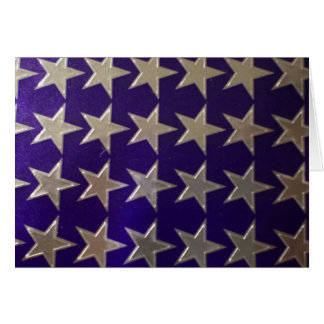Tarjeta Estrellas