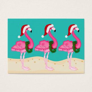 Tarjeta/etiqueta del recinto del navidad del tarjeta de visita