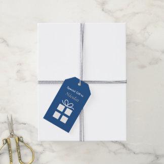Tarjeta etiqueta para regalo PERSONAL GIFT Etiquetas Para Regalos