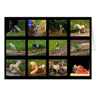 Tarjeta Fauna de Beaumont