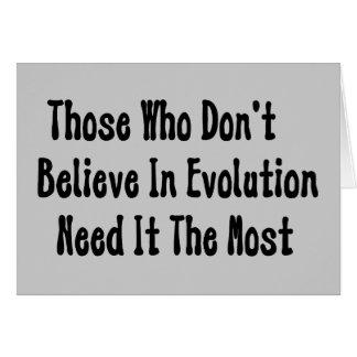 Tarjeta Favorable-Evolución