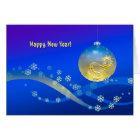 Tarjeta ¡Feliz Año Nuevo!