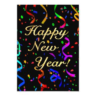 """Tarjeta ¡""""Feliz Año Nuevo! """""""