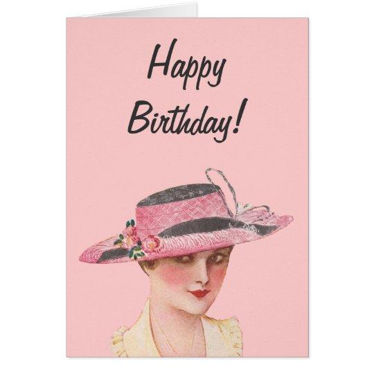 Tarjeta ¡Feliz cumpleaños!