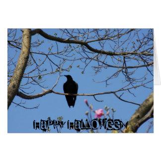Tarjeta Feliz Halloween