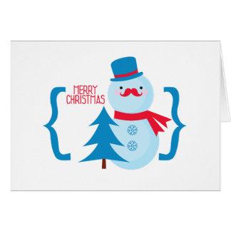 Tarjeta ¡Feliz Navidad!