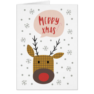 Tarjeta Feliz Navidad