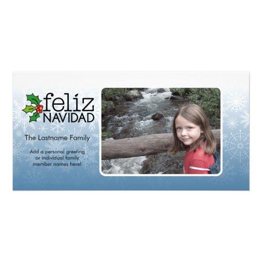 Tarjeta Feliz Navidad - 1 foto