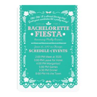 Tarjeta Fiesta de Bachelorette