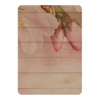 Tarjeta Flor de cerezo