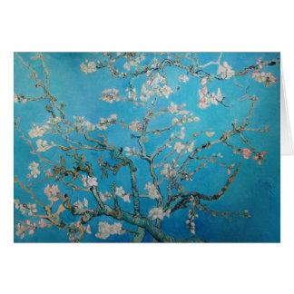 Tarjeta Flor de la almendra, Van Gogh 1890