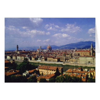 Tarjeta Florencia