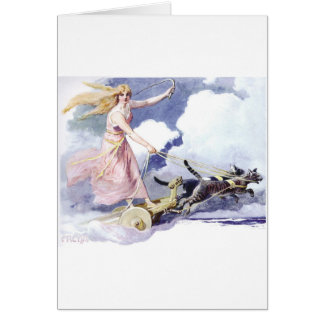 Tarjeta Freyja