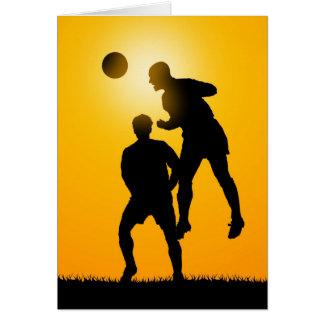 Tarjeta Fútbol