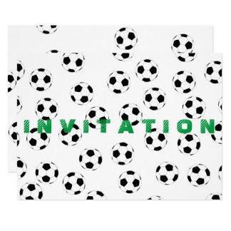 Tarjeta Fútbol por los Happy Juul Company
