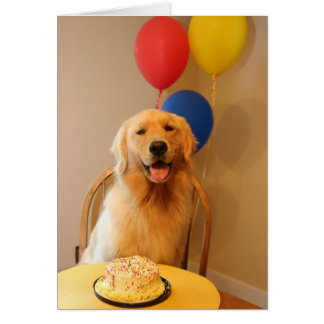 Tarjeta Globos del feliz cumpleaños