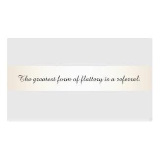 Tarjeta gris de la remisión del planeamiento del