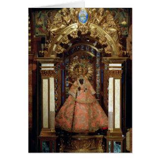 Tarjeta Guadalupe Madonna