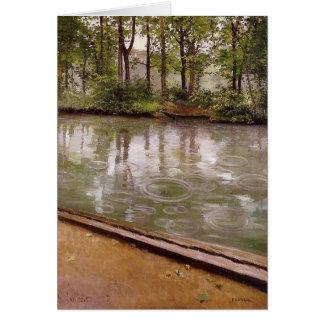 Tarjeta Gustave Caillebotte