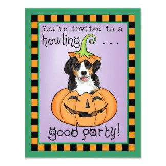 Tarjeta Halloween Berner