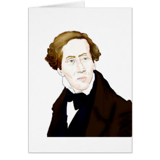 Tarjeta Hans Christian Andersen