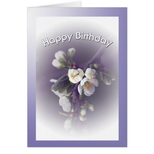 Tarjeta Happy Birthday