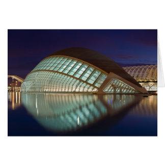 Tarjeta Hemisférico en Valencia España