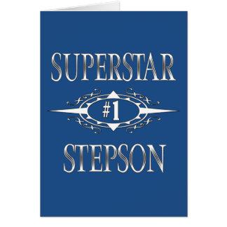 Tarjeta Hijastro de la superestrella