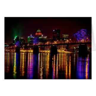 Tarjeta Horizonte de Louisville