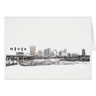 Tarjeta Horizonte de RVA