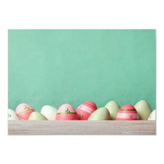 Tarjeta Huevos de Pascua