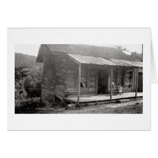 Tarjeta Hughes Homeplace