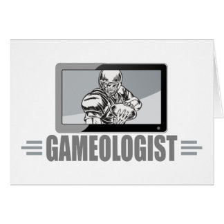 Tarjeta Humor del fútbol - GAMEOLOGIST - fan de deportes