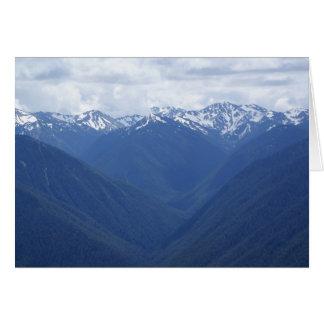 Tarjeta Huracán Ridge