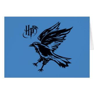 Tarjeta Icono de Harry Potter el | Ravenclaw Eagle