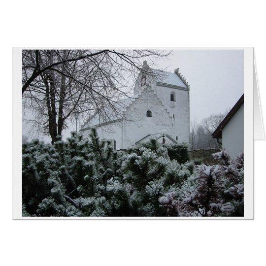 Tarjeta Iglesia de Knislinge