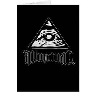 Tarjeta Illuminati