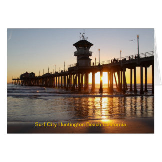 Tarjeta IMG_3053, ciudad Huntington Beach California de la